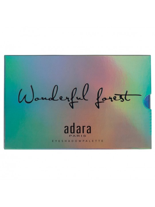 SOMBRA PALETTE  WONDERFUL FOREST A-ES009